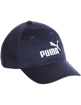 Puma Ess Cap, - marine - weiß