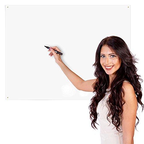 rocken abwischbare Oberfläche, besser als radierbare Aufkleber und Aufkleber, Medium (61 x 91,4 cm), flexible Whiteboards ()