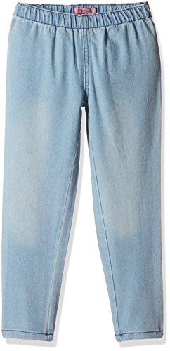 Nauti Nati Baby Girls' Jeans (NAW16-709A-12-18M-Blue)