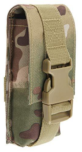 Brandit Molle Multi Pouch Large Tactical camo -