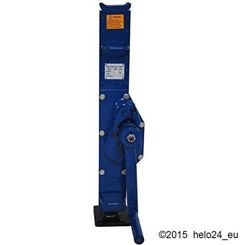 ZSW-1500 K Hubwinde 1,5 Tonnen in Blau