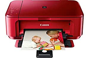 Canon Pixma MG3550 All-In-One Wi-Fi Printer - Red.