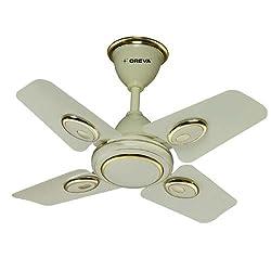 Oreva Ceiling Small 600 MM Size Fan Of 4 Blades,Palash Ocf-7147