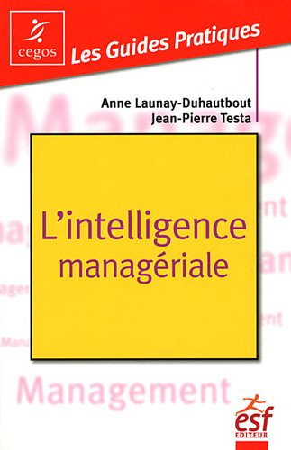 L'intelligence managériale