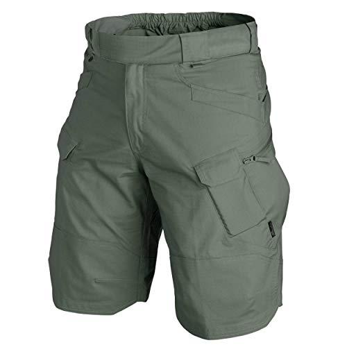 Helikon-Tex Urban Tactical Shorts® 11'' - Polycotton Ripstop - Olive Drap -