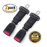 Seat Belt Extenders 2 Stück Auto Sicherheitsgurt, Geeignet für die meisten Autos, Erweiterung für Schwangere und Kinderautositze, 8 Zoll Sicherheitsgurt Extender