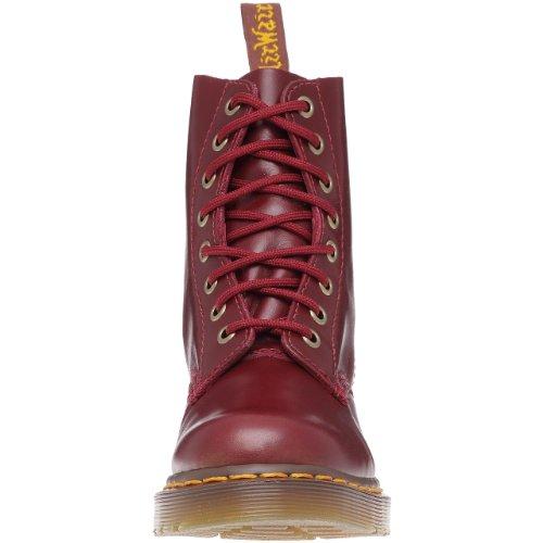 Dr. Martens Pascal, Boots femme Rouge (Shiraz Buttero)