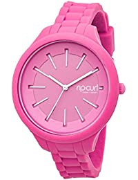 Rip Curl 2017 Womens Horizon Silicone Surf Watch PINK A2803G