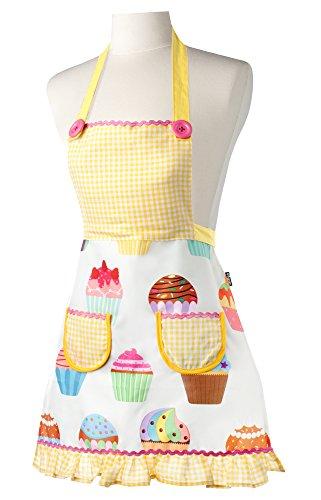 Vigar Lulu Housewife - Küchenset Schürze + Mütze, -