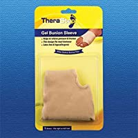 therasteptm Gel Bunion Sleeve | One Size | Universal | dünn Design preisvergleich bei billige-tabletten.eu