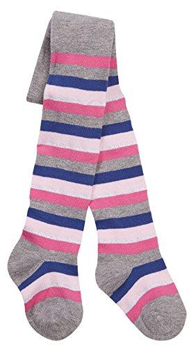 i2i Mädchen-Strumpfhosen aus Baumwolle, bunte Musterung gebraucht kaufen  Wird an jeden Ort in Deutschland