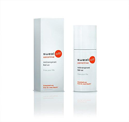 Sweat-off sensitive Antitranspirant Roll-on, 50ml