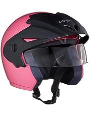 Vega Vega Cruiser W/P Pink Helmet, M