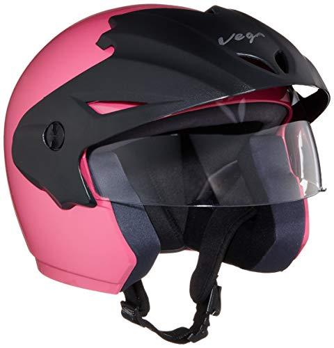 Vega Cruiser W/P Pink Helmet, M