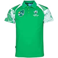Rugby World Cup 2019 Supporter's Polo Shirt | Ireland
