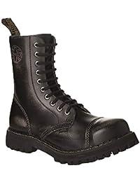 quality design c0ea7 601f5 Zapatos Blanco Hombre Amazon Botas Complementos es Y Para qOfnTgWw
