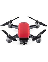 DJI Spark Drohne lava rot