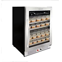 280 W comercial yogur Máquina 15L automático yogur Panificadora 110 ...