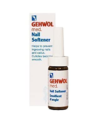 Gehwol Med Nail Softener Oil for Ingrown Toe Nails 15ml