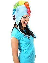 My Little Pony Rainbow Dash Knit Laplander Hat