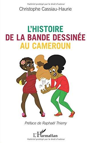 L'histoire de la bande dessine au Cameroun