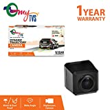 myTVS TRC-89 Dynamic Trajectory Nightvision Car Rear View Camera with Moving Lines Parking