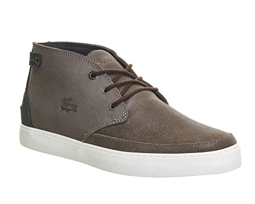 Lacoste Clavel Herren Sneaker Grau Grau
