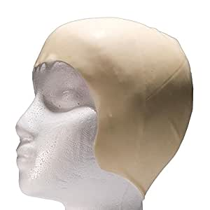 Latex Fake Skinhead Wig Bald Head Cap Fancy Dress Mens