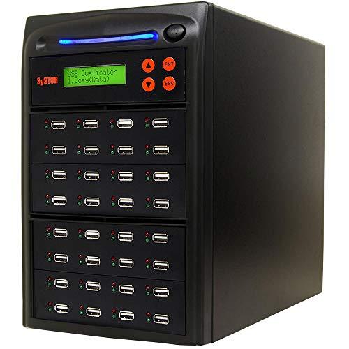 Systor 1 31 múltiple USB Drive duplicadora / tarjeta