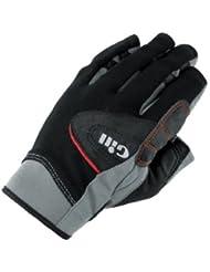 Gill Championship Short Finger Sailing Gloves Black 7241