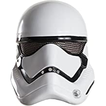 Rubie 's oficial escala 1: 2Star Wars Stormtrooper Mask–ONE SIZE
