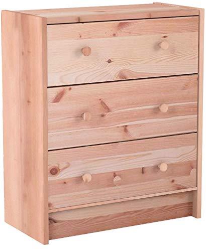 Cassettiera mandal ikea betulla bianco legno cerca for Ikea mobili esterno
