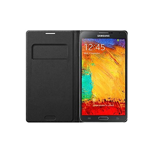Galleria fotografica Samsung EF-WN900BVEGWW Flip Wallet per Galaxy Note 3, Blu