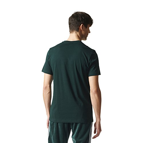 Adidas Originals Trefoil tee Green Night