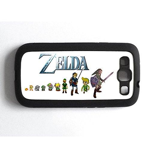 GPO Gruppe Exklusive Nintendo, klassisch, Zelda, Samsung Galaxy S3 Evolution des Zelda Design, Phonecase Hartschale aus Gummi