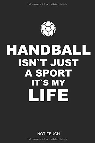 HANDBALL ISN`T...