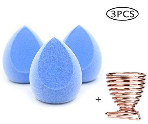 Lomire® 3pcs Esponja Maquillaje Microfibra