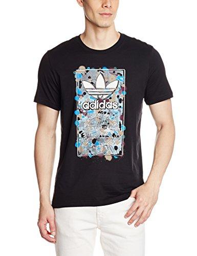 Adidas Culture Clash T T-shirt - Nero (Black) - M