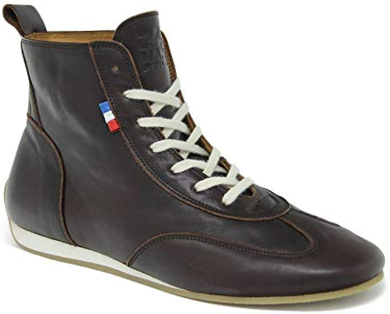 Piloti Le Mans Mans Mans 24hr 1923 Retro Driving scarpe Marronee   Prodotti di alta qualità    Maschio/Ragazze Scarpa  da55be
