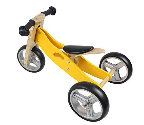 minibike 2 in 1, un singolo pezzo, gialla