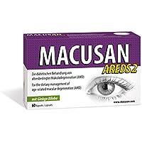 Macusan® AREDS2 Tabletten zur Intensivbehandlung der altersbedingter Makuladegeneration (AMD) preisvergleich bei billige-tabletten.eu