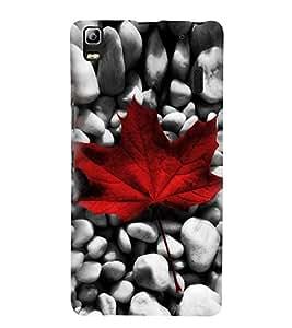 Fuson Designer Back Case Cover for Lenovo K3 Note :: Lenovo A7000 Turbo (Red Maple Leaves Small Maple Leaves Beautiful Maple Leaves Red Leaves Small Red Leaves)