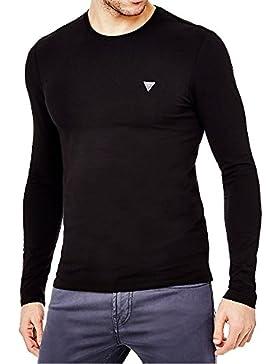 GUESS Camiseta de manga larga - para hombre