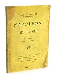 Antiques Napoléon et les Femmes +++ 96 feuilles de papier crème (blanc) +++ CARNET MODERN / CARNET DE CROQUIS +++ qualité originale Semikolon
