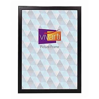 Thin Matt Black Ready Made Picture Frame, A3 Size, 29.7 x 42 cm