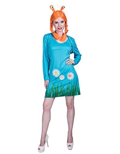 Imagen de eraspooky disfraz de caracol de halloween de las mujeres
