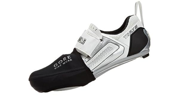 ba9a21430fe99a Gore Windstopper Soft Shell Bike WearRoad Zehenschutz schwarz schwarz Size  42-47  Amazon.de  Sport   Freizeit