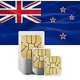 Australia E Nuova Zelanda Dati Prepagati Carta SIM 12GB Per 60 Giorni in 71 Paesi 3G Nano/Micro/Standard