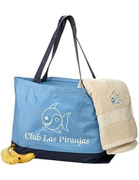 Club Las Piranjas® Strandtasche