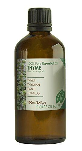 Tomillo - Aceite Esencial 100% Puro - 100ml
